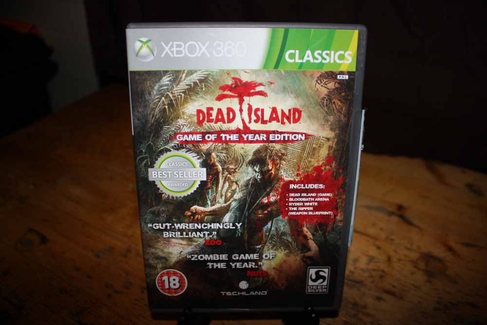Dead Island: Game of the Year Edition (Classics).
