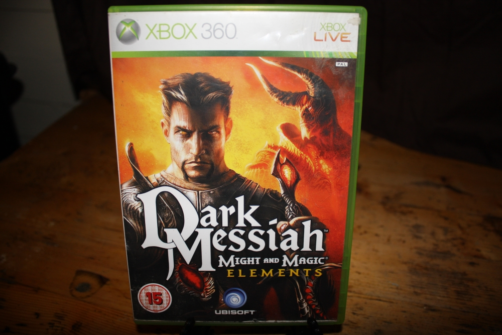 Dark Messiah Might and Magic Elements.