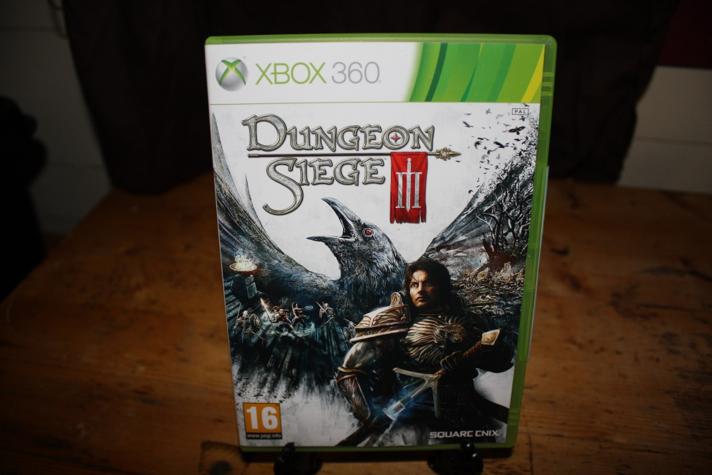 Dungeon Siege 3.