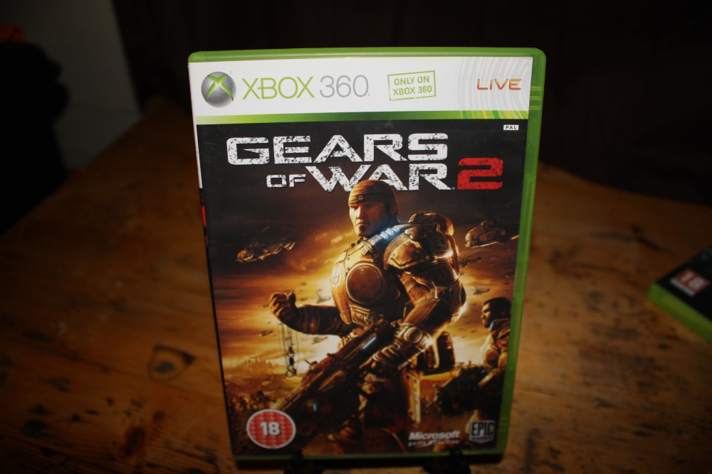 Gears of War 2.