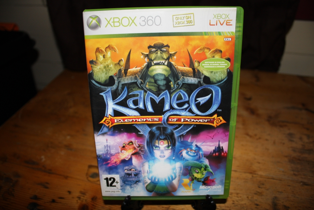 Kameo: Elements of Power.