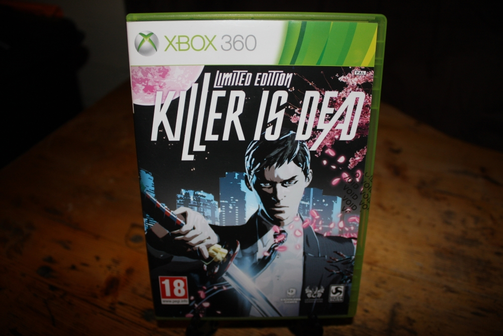 Killer is Dead (Limited Edition).