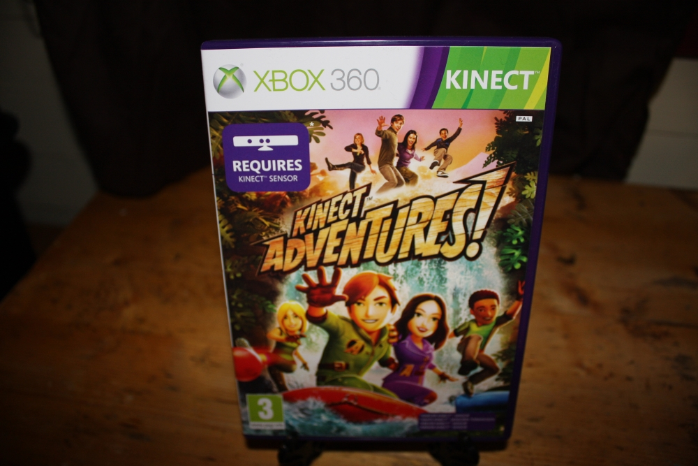 Kinect Adventures.