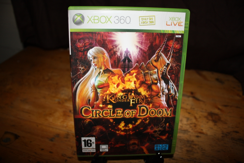 Kingdom Under Fire: Circle of Doom.
