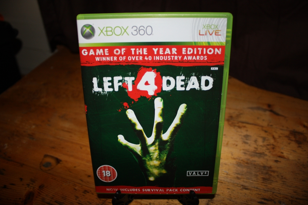 Left 4 Dead (Game of the Year Edition).