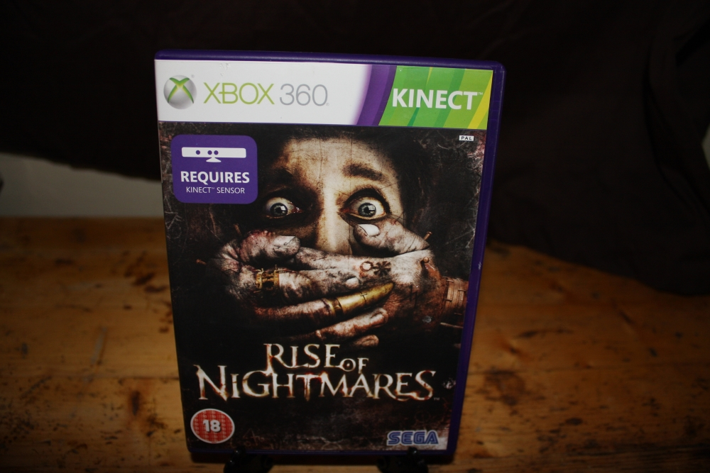 Rise of Nightmares.