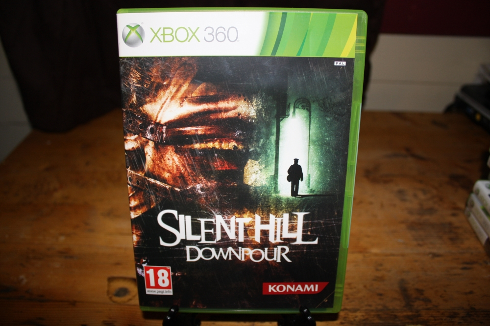 Silent Hill: Downpour.