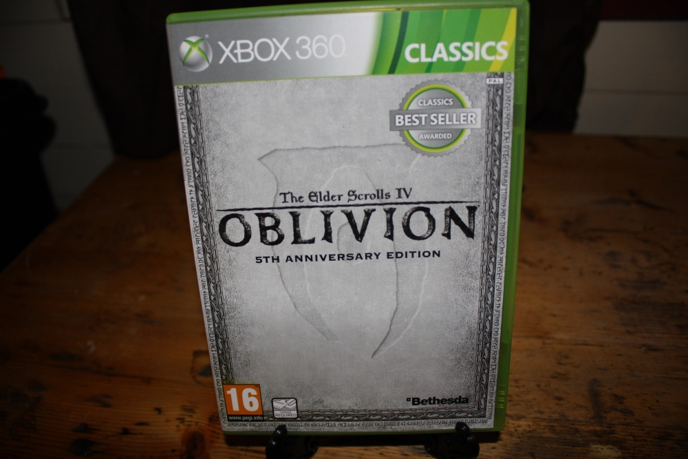 The Elder Scrolls 4: Oblivion (5th Ani. Edition) (Classics).