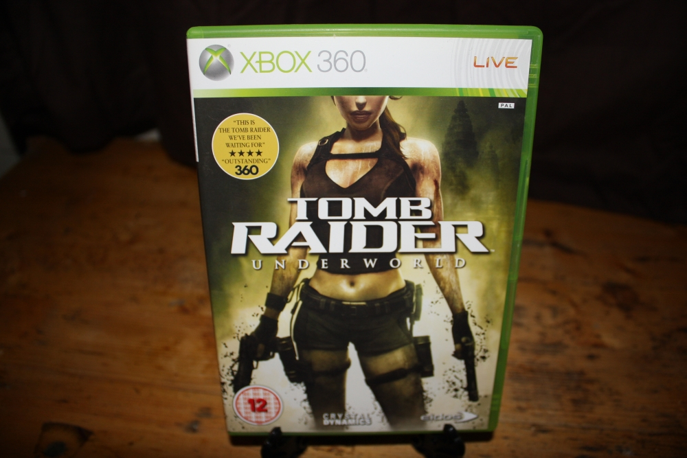 Tomb Raider: Underworld.